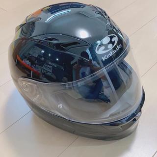 オージーケー(OGK)の【美品】Kabuto カブト フルフェイスヘルメット Lサイズ(ヘルメット/シールド)