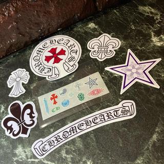 クロムハーツ(Chrome Hearts)のChrome Hearts Sticker set ⬜︎#ch7(その他)