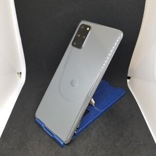 SAMSUNG - 1726 ジャンク au SCG02 Galaxy S20+