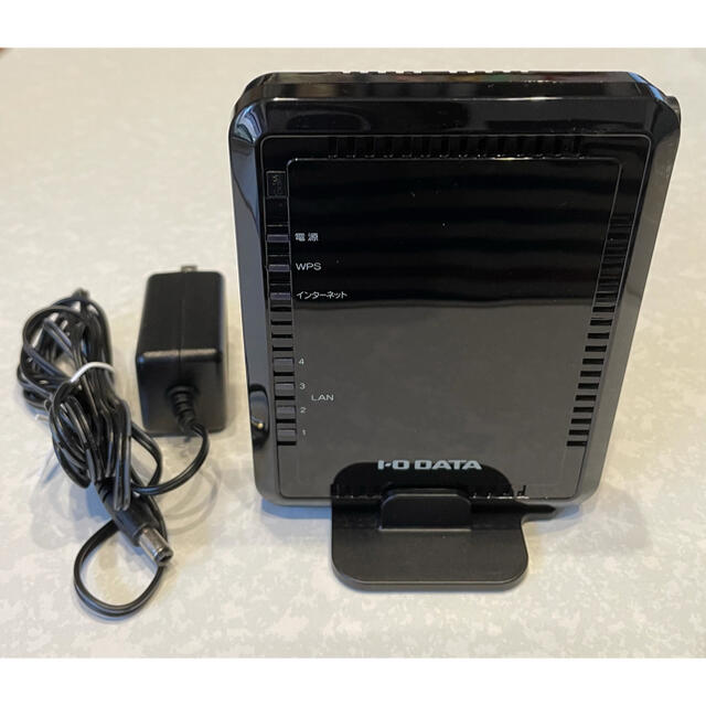 IODATA(アイオーデータ)のcaworin様専用★IODATA WN-G300R3 WiFiルーター スマホ/家電/カメラのPC/タブレット(PC周辺機器)の商品写真