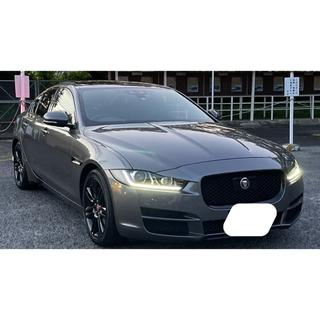 ジャガー(Jaguar)のジャガー XE 50台限定車 ジェットディーゼルED アンモナイトグレー (車体)