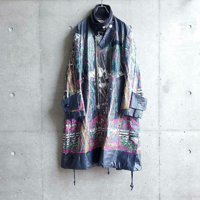 sacai(サカイ)のサカイ メンズのジャケット/アウター(ステンカラーコート)の商品写真