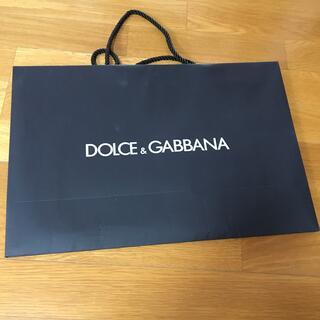 ドルチェアンドガッバーナ(DOLCE&GABBANA)のドルガバ ショッパー(ショップ袋)