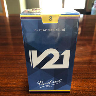 B♭クラリネット リード V21 3(クラリネット)
