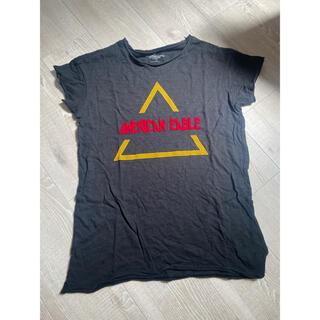 アメリカンイーグル(American Eagle)のアメリカンイーグル Tシャツ ブラック(シャツ)