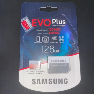 SAMSUNG - サムスン EVO Plus microSD マイクロSD 128GB