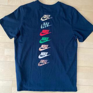 ナイキ(NIKE)のNIKE/atmos/Tシャツ/XL/レア/美品/黒色/レシート•タグ無/観賞用(Tシャツ/カットソー(半袖/袖なし))