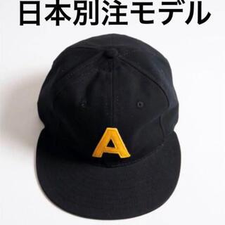 コモリ(COMOLI)の【日本別注】EBBETS FIELD FLANNELS CAP(キャップ)