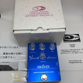 Ovaltone Q.O.O. Blue edition(エフェクター)