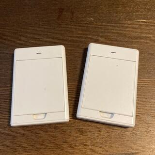 エルジーエレクトロニクス(LG Electronics)のL05D用 バッテリーチャージャー(バッテリー/充電器)