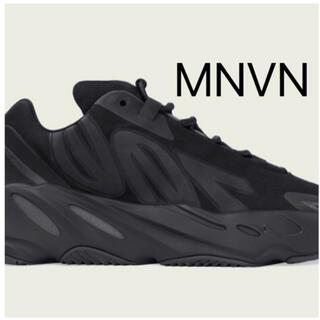 アディダス(adidas)のYEEZY BOOST 700 BLACK MNVN 27.0cm(スニーカー)