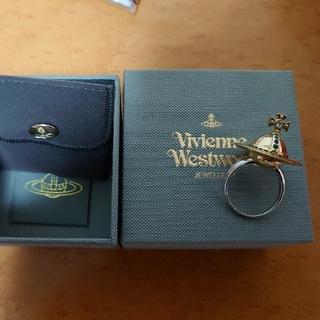 ヴィヴィアンウエストウッド(Vivienne Westwood)のヴィヴィアン・ウエストウッド 復刻版ポイズンリング(ゴールド)(リング(指輪))