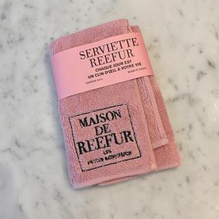 メゾンドリーファー(Maison de Reefur)のREEFUR❤ミニタオル(ハンカチ)