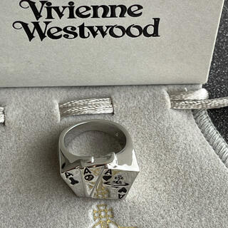 ヴィヴィアンウエストウッド(Vivienne Westwood)の新品リング シルバー 刻印あり(リング(指輪))