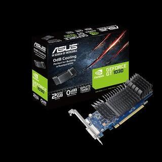 ASUS - ASUS GT1030-SL-2G-BRK GPU グラボ 新品