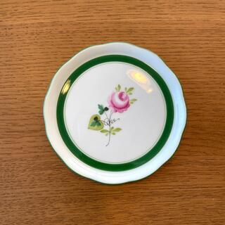 ヘレンド(Herend)のヘレンド ウィーンの薔薇 ミニプレート 小皿(食器)