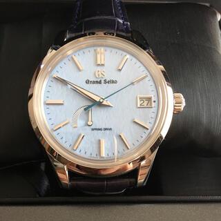 グランドセイコー(Grand Seiko)のグランドセイコー  SBGA407  スプリングドライブ(腕時計(アナログ))