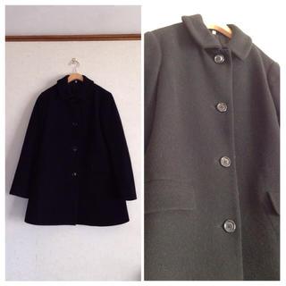 MUJI (無印良品) - 美品*無印良品ウールコートの通販 by ナツミ's shop ムジルシリョウヒンならラクマ