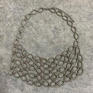 トーガ(TOGA)のヴィンテージ デザインチェーンネックレス(ネックレス)