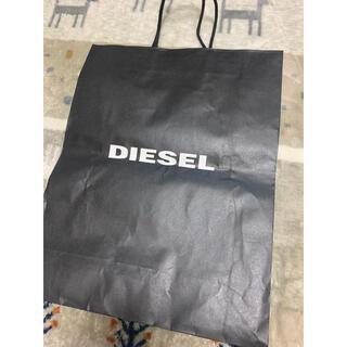 ディーゼル(DIESEL)のDIESEL ショッパー袋(ショップ袋)