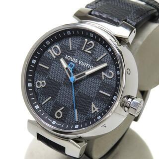 ルイヴィトン(LOUIS VUITTON)のルイ・ヴィトン 腕時計  タンブール ダミエグラフィット MY L(腕時計(アナログ))