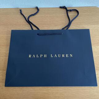 ラルフローレン(Ralph Lauren)の【未使用】RALPH LAURENショップ袋(紙袋)(ショップ袋)