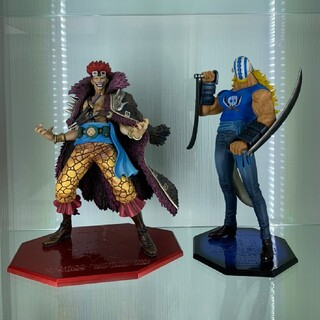 MegaHouse - 2点セット ワンピース フィギュア pop p.o.p onepiece