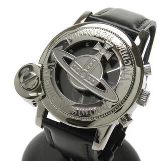 Vivienne Westwood - ヴィヴィアンウエストウッド 腕時計  CAGE Mウォッチ VW2
