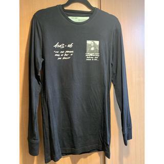 オフホワイト(OFF-WHITE)のOFF-WHITE オフホワイト 19SS MONNALISA L/S TEE(Tシャツ/カットソー(七分/長袖))