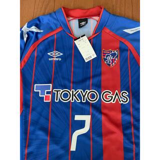 アンブロ(UMBRO)のFC東京 アンブロ ユニフォーム ACL(応援グッズ)
