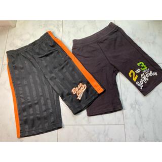ジャンクストアー(JUNK STORE)の子供服 サイズ130 ハーフパンツ セット junk store など(パンツ/スパッツ)