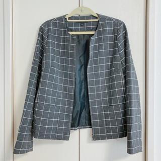 ユニクロ(UNIQLO)のジャケット(テーラードジャケット)