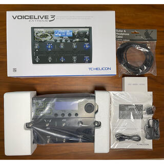 【新品ちょいキズ特価】VoiceLive3 Extreme ボーカルエフェクター(エフェクター)