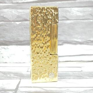 ダンヒル 42 ライター バークゴールドdマーク ローラガス ダンヒルライター