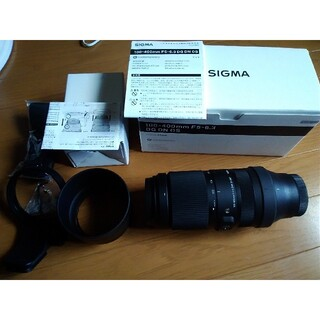 SIGMA - 美品 シグマ 100-400mm ライカLマウント