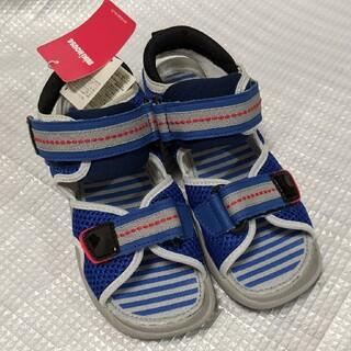 ミキハウス(mikihouse)のミキハウス新品19cmサンダル 靴 (サンダル)
