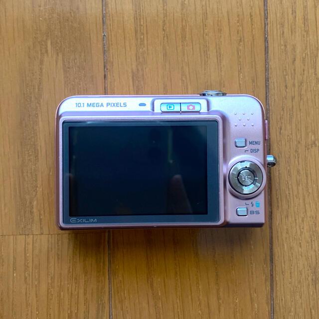 CASIO(カシオ)のデジタルカメラ EXILIM ZOOM EX-Z1080 スマホ/家電/カメラのカメラ(コンパクトデジタルカメラ)の商品写真