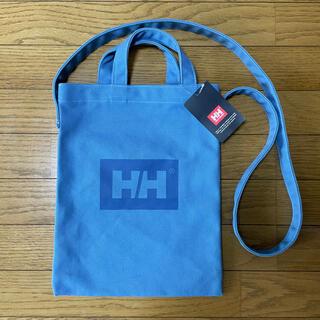 ヘリーハンセン(HELLY HANSEN)の新品未使用!ヘリーハンセン カラーロゴトート(トートバッグ)