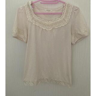 アクシーズファム(axes femme)のシンプルトップス(Tシャツ(半袖/袖なし))