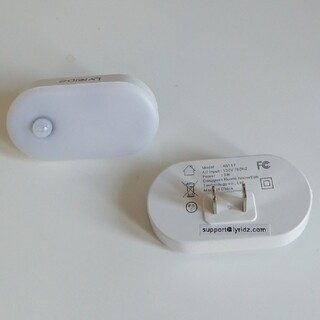 LED人感センサーライト 2個セット(その他)