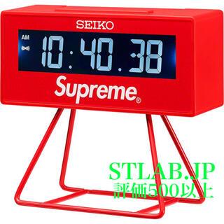 シュプリーム(Supreme)のSupreme Seiko Marathon Clock ①(置時計)