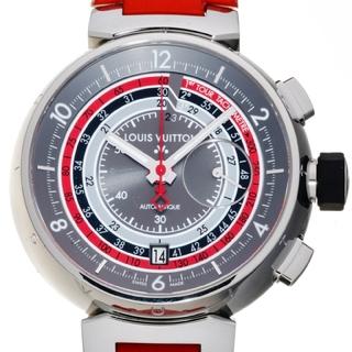 ルイヴィトン(LOUIS VUITTON)のルイ・ヴィトン 腕時計 Q102C0(腕時計(アナログ))