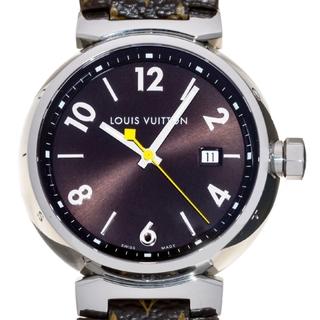 ルイヴィトン(LOUIS VUITTON)のルイ・ヴィトン 腕時計 Q1111A(腕時計(アナログ))