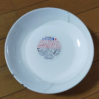 山崎製パン 皿6枚セット 強化ガラス