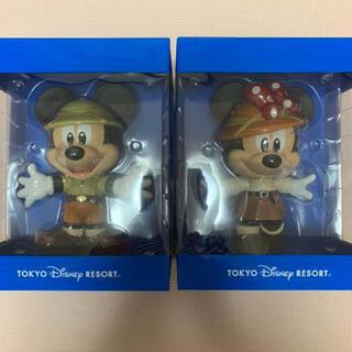 Disney - ディズニー ジャングルカーニバル フィギュア チャーム付き!!