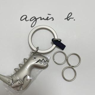 agnes b. - アニエスベー ダイナソーキーホルダー 恐竜