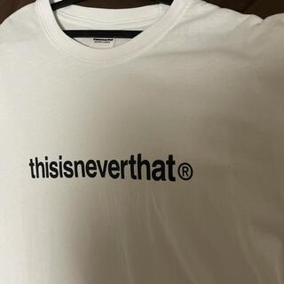 ボウダンショウネンダン(防弾少年団(BTS))のthis is never that ネバザ Tシャツ(Tシャツ/カットソー(半袖/袖なし))