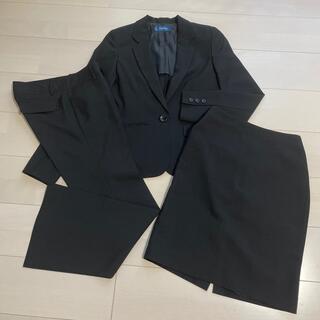 AOKI - リクルートスーツ 3点セット 7号