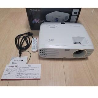 Viewsonicビューソニック 4K PX747-4K プロジェクター(プロジェクター)