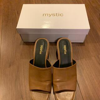 ミスティック(mystic)のmystic サンダル 24cm(サンダル)